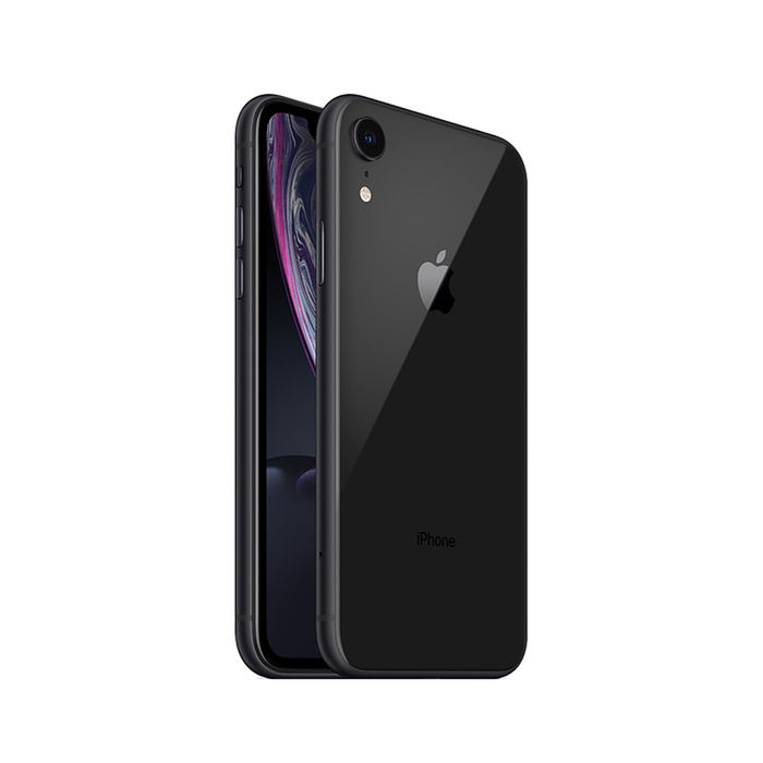 APPLE iPhone Xr 64GB Black  9e828b93685