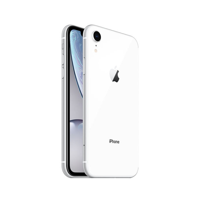APPLE iPhone Xr 256GB White - thumb - MediaWorld.it