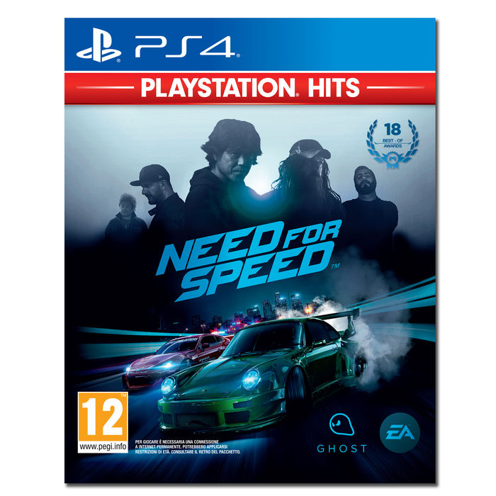 Need For Speed Hits - PS4 - thumb - MediaWorld.it