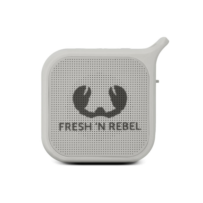FRESH 'N REBEL ROCKBOX PEBBLE GRIGIO CHIARO - thumb - MediaWorld.it
