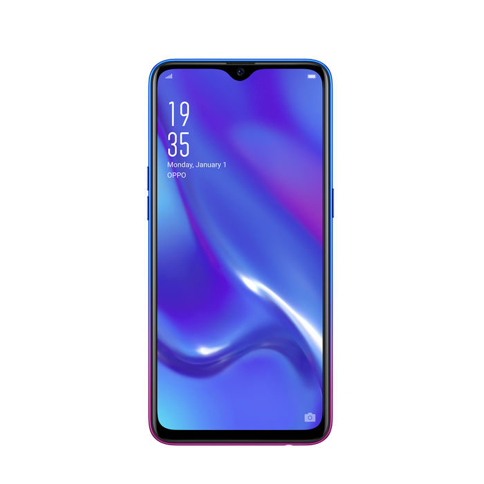 OPPO Rx17 Neo Astral Blue - thumb - MediaWorld.it