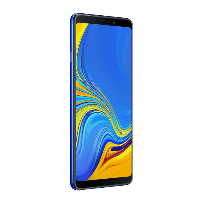 SAMSUNG SM-A920 Galaxy A9 Lemonade Blue - thumb - MediaWorld.it
