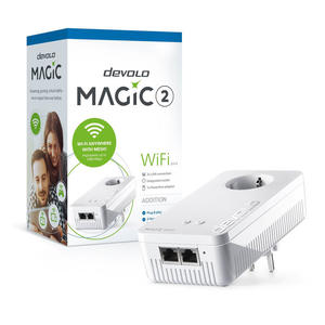 DEVOLO MAGIC 2 WIFI 2-1-1 - thumb - MediaWorld.it