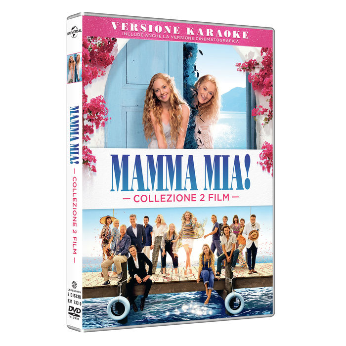 Mamma Mia! - DVD - thumb - MediaWorld.it