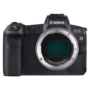 CANON EOS R BODY + MOUNT ADAPT BALCK - MediaWorld.it
