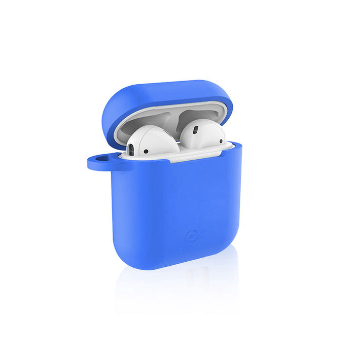 CELLY Aircase per Airpods - Blue - thumb - MediaWorld.it