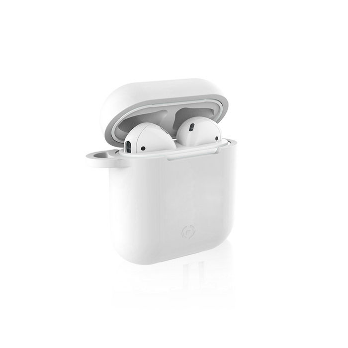 CELLY Aircase per Airpods white - thumb - MediaWorld.it