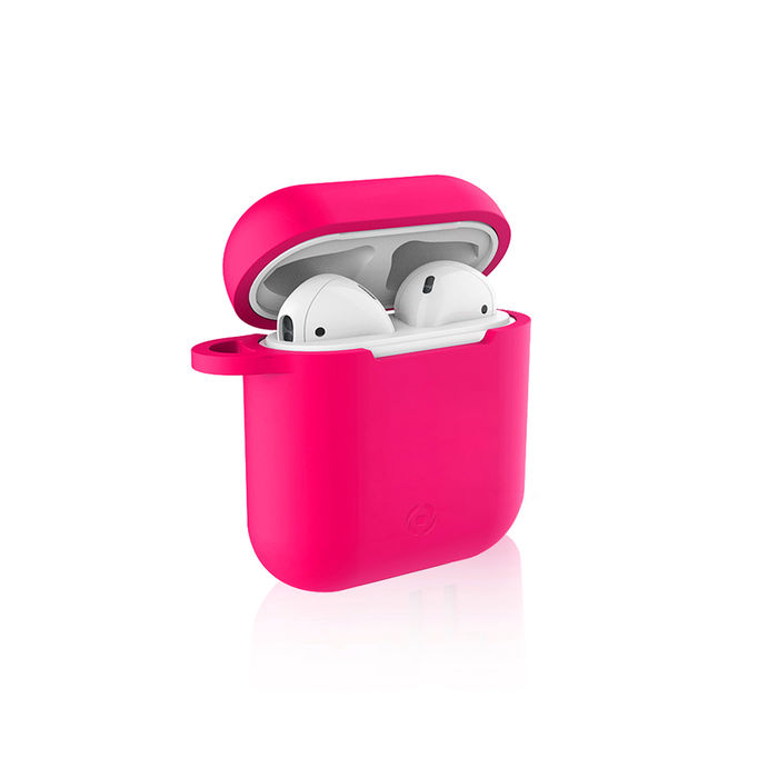 CELLY Aircase per Airpods fucsia - thumb - MediaWorld.it