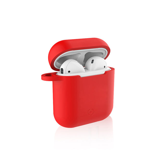 CELLY Aircase per Airpods red - thumb - MediaWorld.it