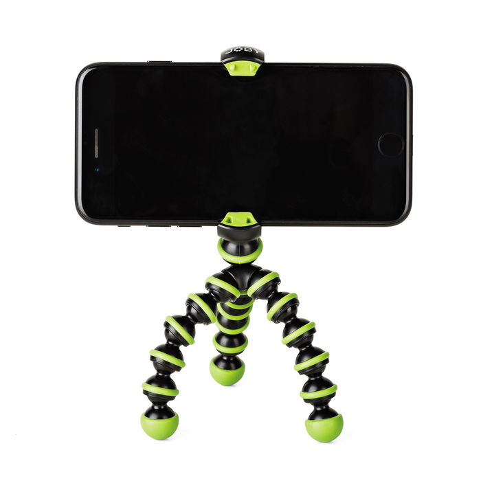 GorillaPod mini per smartphone nero e verde - thumb - MediaWorld.it