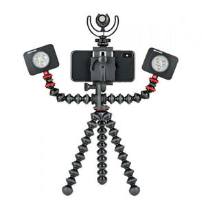 GorillaPod Kit Mobile Rig nero - MediaWorld.it