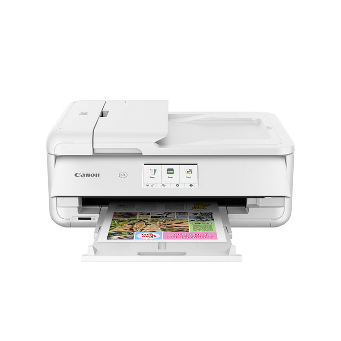 CANON PIXMA TS9551C WHITE - thumb - MediaWorld.it
