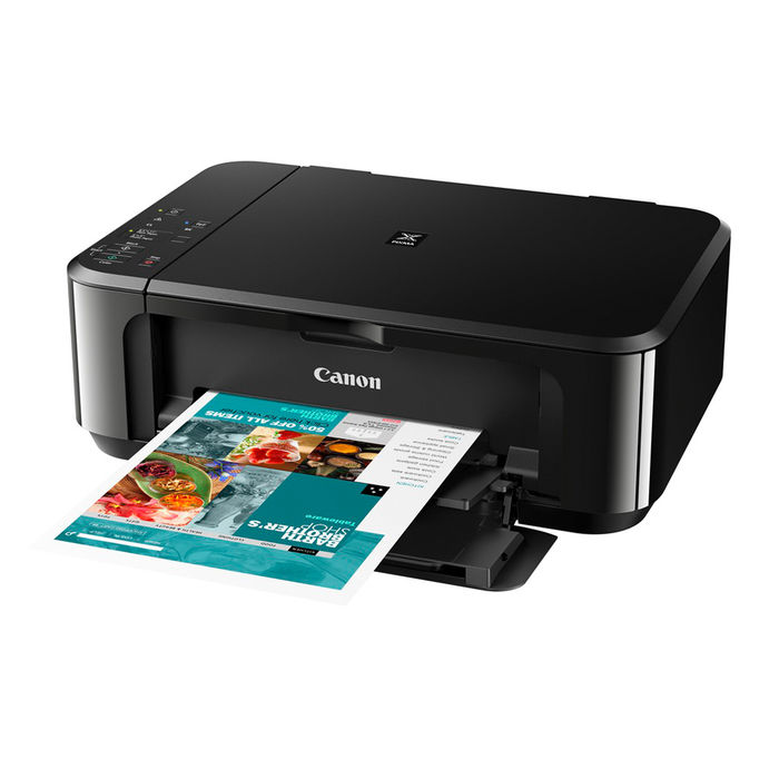 CANON PIXMA MG3650S BLACK - thumb - MediaWorld.it