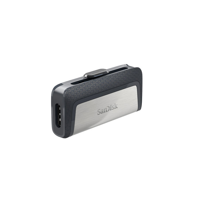 SanDisk Ultra Dual USB Drive Type-C 64 GB, USB 3.1 - thumb - MediaWorld.it