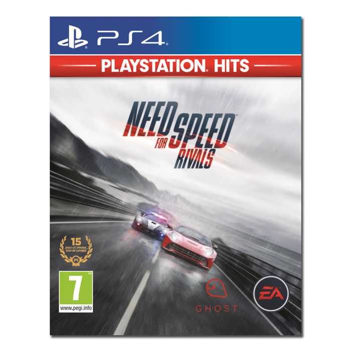 Need for Speed Rivals PlayStation Hits - PS4 - thumb - MediaWorld.it