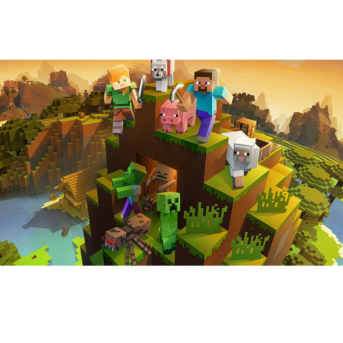 Minecraft Starter Collection - XBOX ONE - thumb - MediaWorld.it