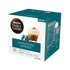 NESCAFE' DOLCE GUSTO NDG CAPPUCCINO INTENSO - thumb - MediaWorld.it