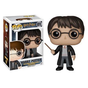 IT-WHY POP FUNKO VINYL FIGURE 01 HARRY POTTER 10 cm - MediaWorld.it