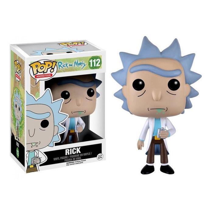 IT-WHY POP FUNKO: RICK AND MORTY - thumb - MediaWorld.it