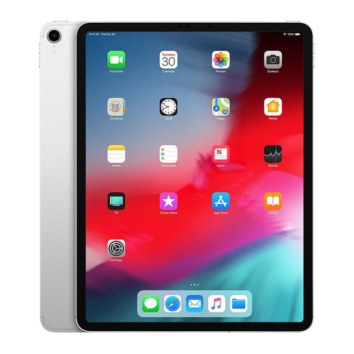 "APPLE iPad Pro 12,9"" 2018 Wi-Fi 256GB Argento - thumb - MediaWorld.it"