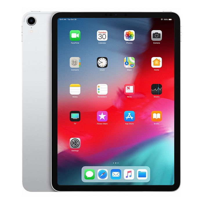 "APPLE iPad Pro 11"" 2018 Wi-Fi 512GB Argento - thumb - MediaWorld.it"