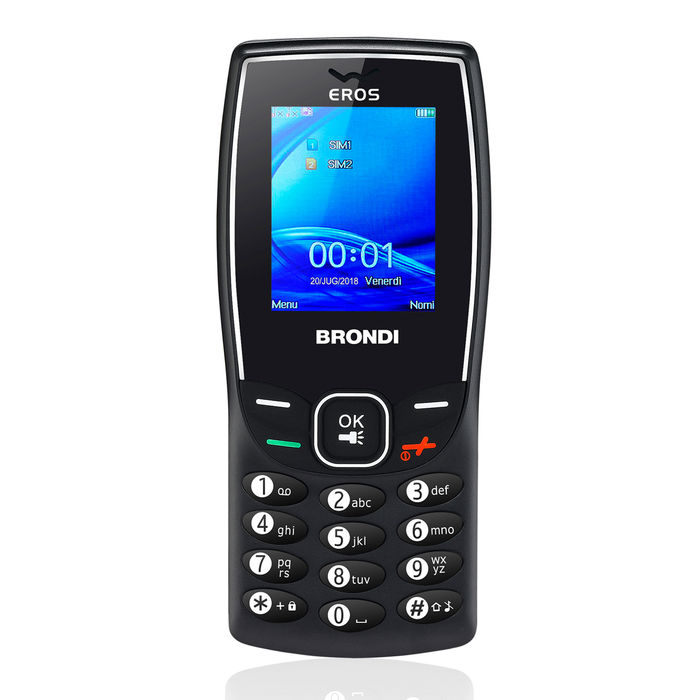 BRONDI Eros NERO - PRMG GRADING OOCN - SCONTO 20,00% - thumb - MediaWorld.it