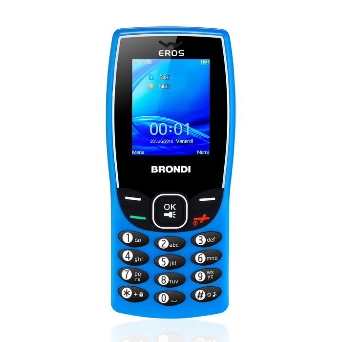 BRONDI Eros AZZURRO - thumb - MediaWorld.it