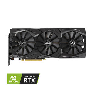 ASUS ROG Strix GeForce RTX 2070 Advanced edition ROG-STRIX-RTX2070-A8G- - MediaWorld.it