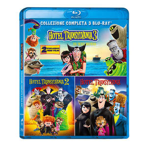 Hotel Transylvania - Collezione Completa - Blu-Ray - thumb - MediaWorld.it