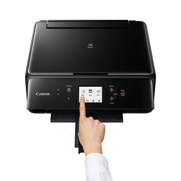 CANON PIXMA TS6250 BLACK - thumb - MediaWorld.it