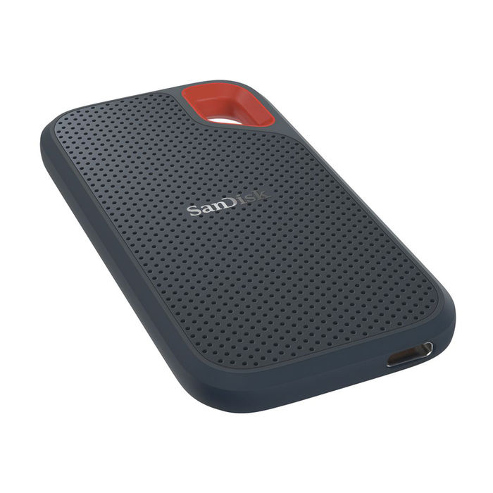 SanDisk Extreme SSD Portatile 500GB, USB 3.0 - thumb - MediaWorld.it