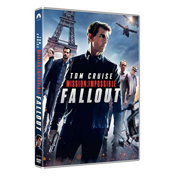 Mission: Impossible - Fallout - DVD - thumb - MediaWorld.it