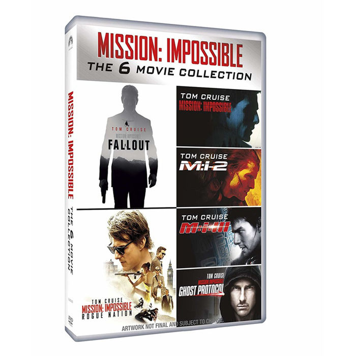 Mission: Impossible 1-6 Collection (6 DVD) - DVD - thumb - MediaWorld.it