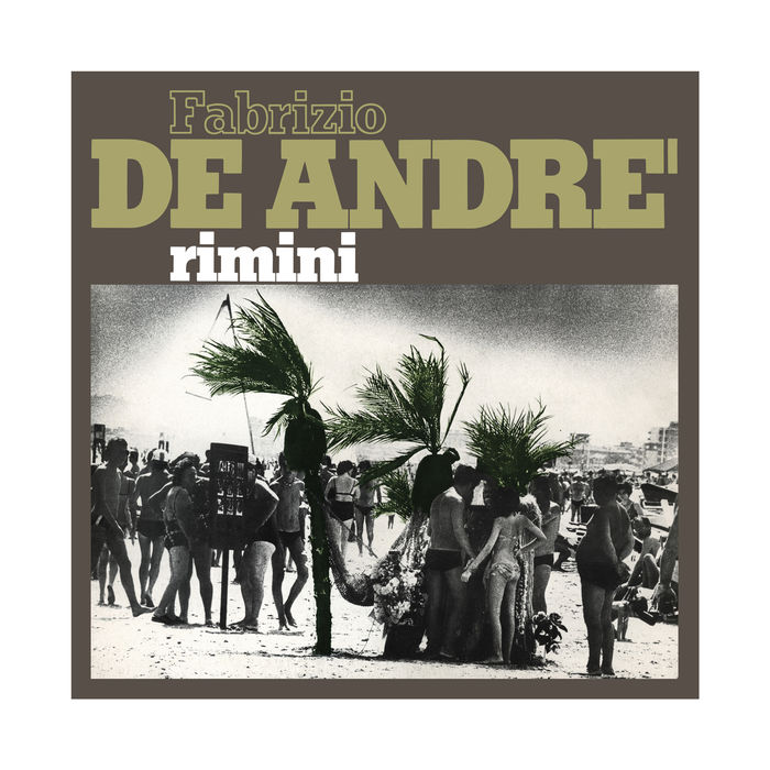 Fabrizio De André - Rimini - vinyl replica limited edition - CD - thumb - MediaWorld.it