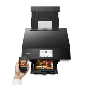 CANON PIXMA TS8250 BLACK - thumb - MediaWorld.it
