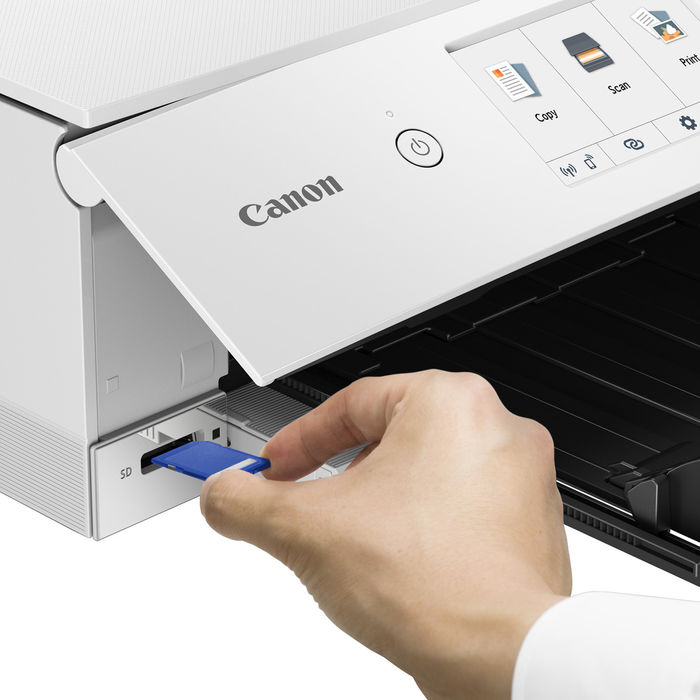 CANON PIXMA TS8251 WHITE - PRMG GRADING OOCN - SCONTO 20,00% - thumb - MediaWorld.it