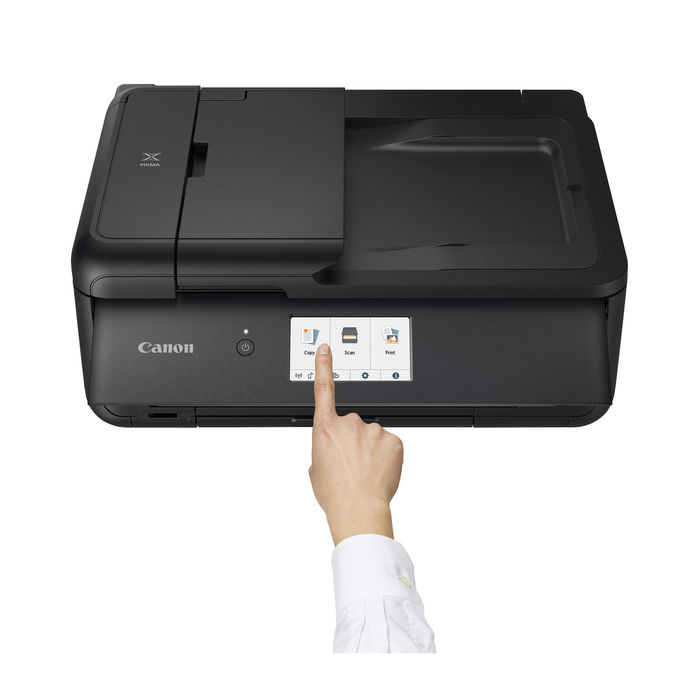 CANON PIXMA TS9550 BLACK - thumb - MediaWorld.it