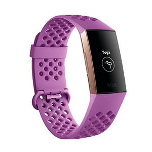 FITBIT Charge 3 Limited Edition Lampone - MediaWorld.it