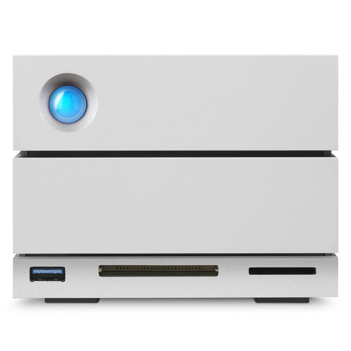 LACIE 20TB 2BIG DOCK THUNDERBOLT3 - thumb - MediaWorld.it