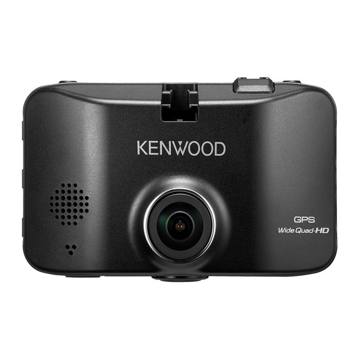 KENWOOD DRV-830 Dash Cam - thumb - MediaWorld.it