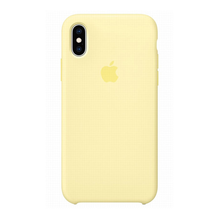 APPLE Custodia APPLE  in silicone per iPhone XS - thumb - MediaWorld.it
