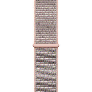 APPLE CINTURINO SPORT LOOP ROSA SABBIA 44MM - MediaWorld.it