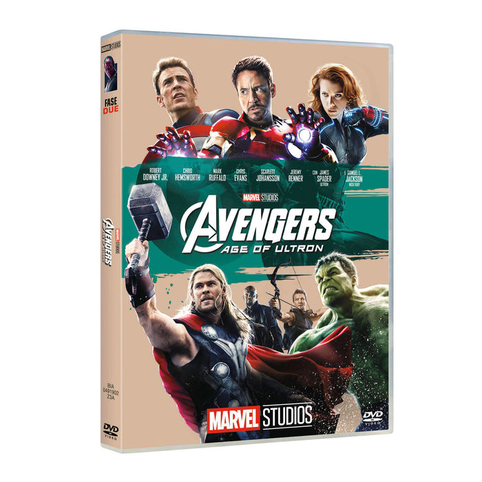 Avengers. Age of Ultron - DVD - thumb - MediaWorld.it