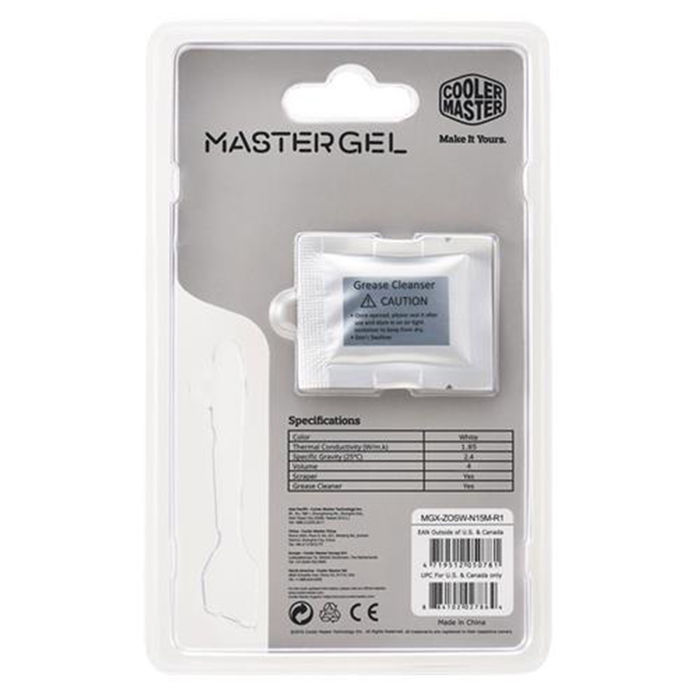 COOLERMASTER MASTERGEL - thumb - MediaWorld.it