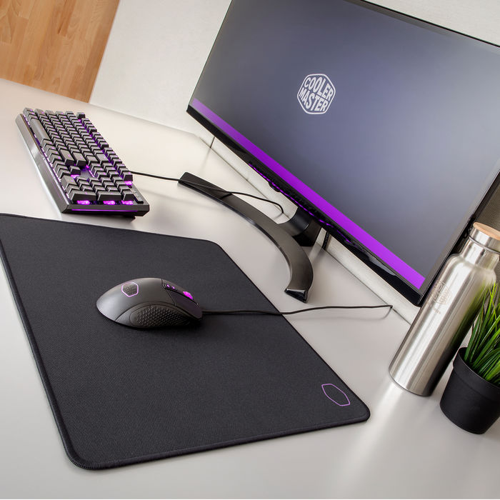 COOLERMASTER MASTERACCESSORY  GAMING MOUSE PAD L - thumb - MediaWorld.it