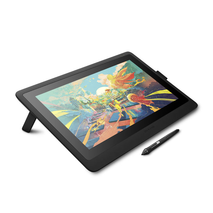 WACOM CINTIQ 16 - thumb - MediaWorld.it
