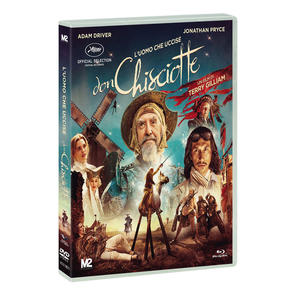 L'uomo che uccise Don Chisciotte - DVD - MediaWorld.it