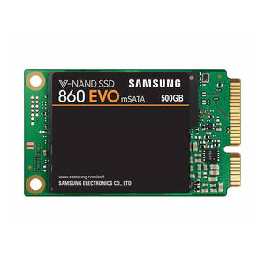 SAMSUNG SSD 860 EVO MSATA 500GB V-NAND - MediaWorld.it