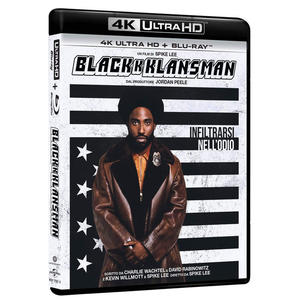 Blackkklansman - Blu-Ray - thumb - MediaWorld.it