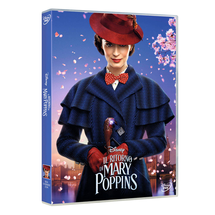 Il ritorno di Mary Poppins - DVD - thumb - MediaWorld.it